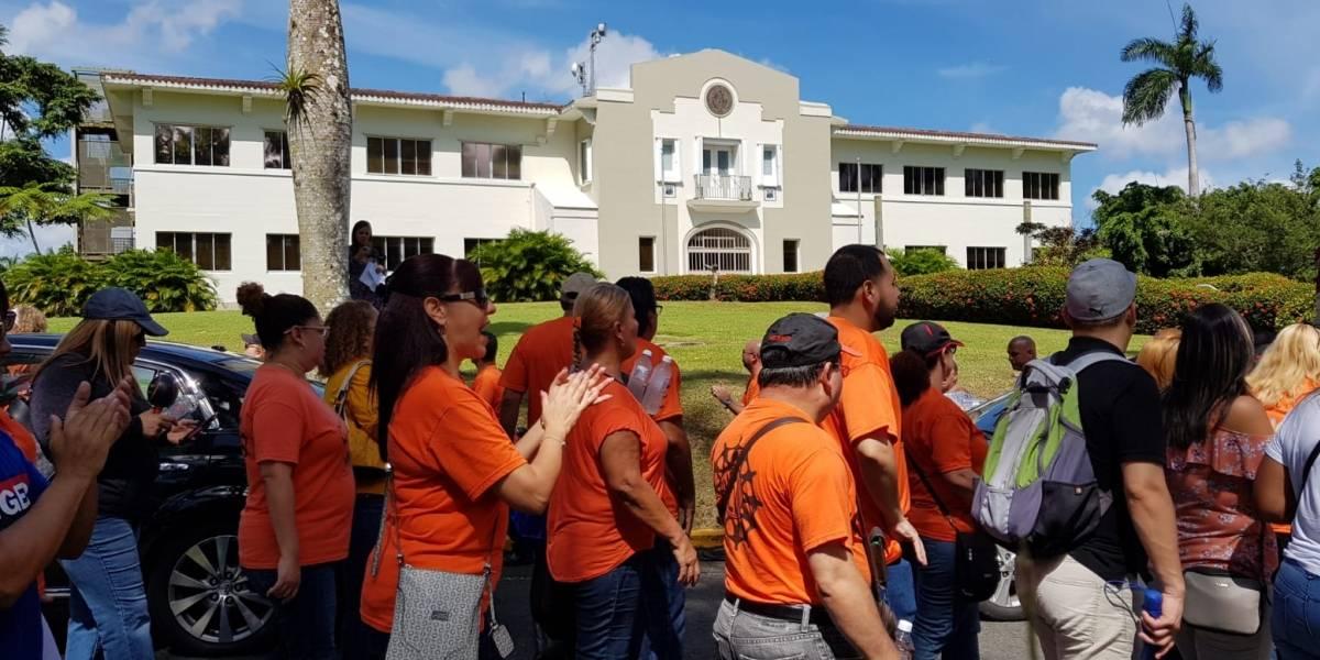 Empleados de la UPR objetan cambios al sistema de retiro