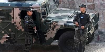 Ejército a las calles en Honduras contra las pandillas