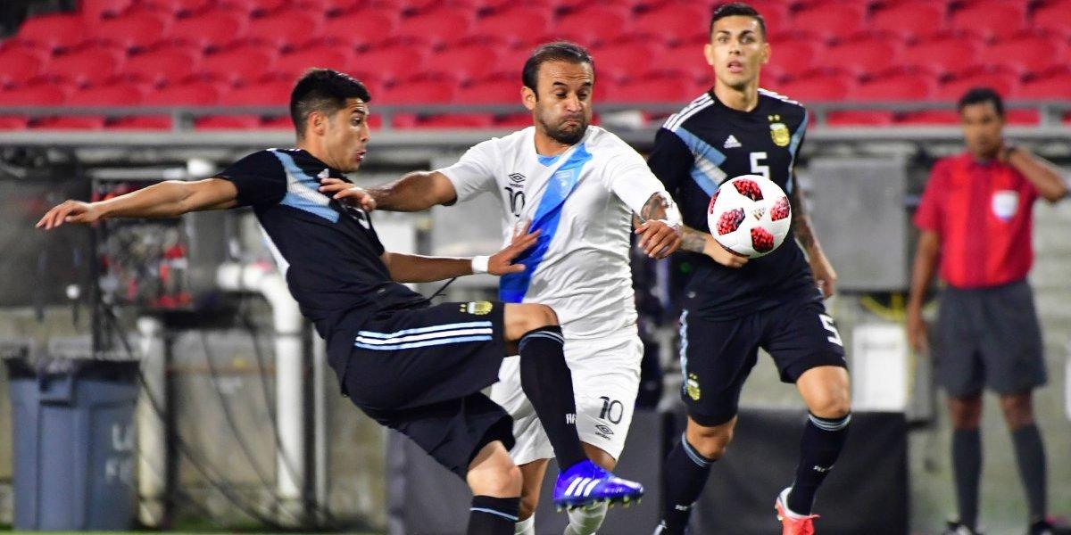 """El """"Moyo"""" Contreras sacude las redes sociales tras la derrota de Guatemala contra Argentina"""