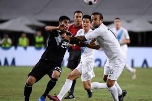 Imágenes del juego Guatemala vs. Argentina