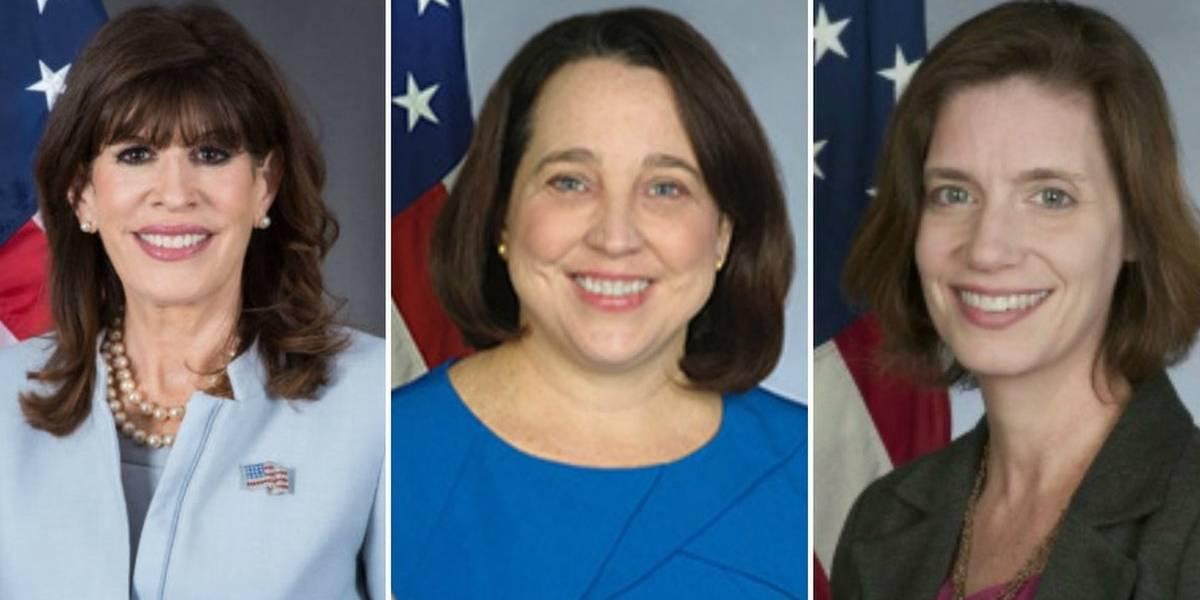 EE.UU. llama a consultas a sus jefas de misión en República Dominicana, El Salvador y Panamá por la ruptura de relaciones con Taiwán