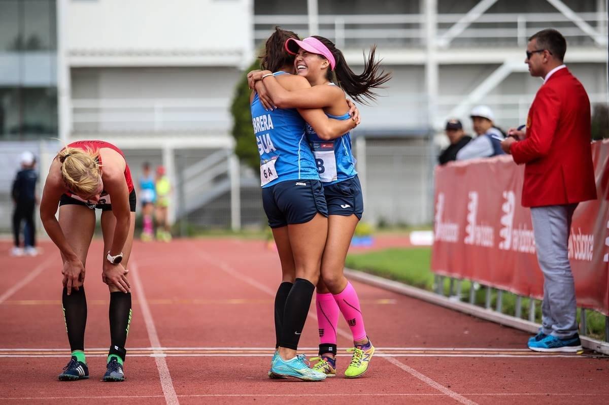 Guatemala está en la élite mundial del pentatlón