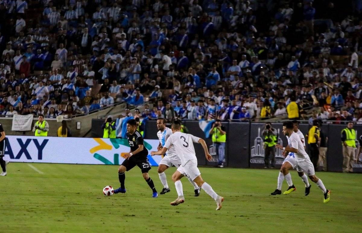 Guatemala vs Argentina