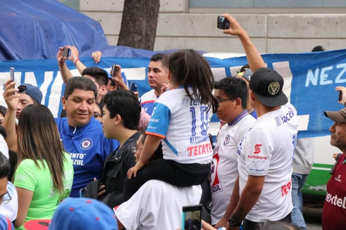 Clásico de Leyendas Ángel Cruz