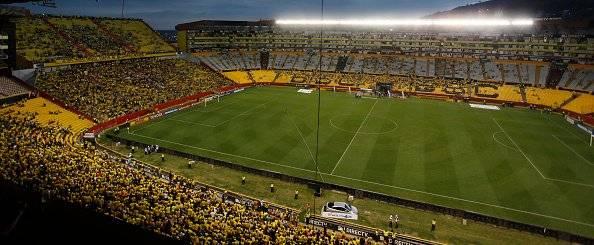 Barcelona SC v Santos - Copa CONMEBOL referencia