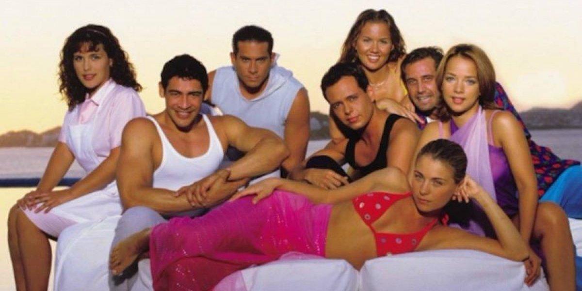 """Protagonistas de """"Amigas y Rivales"""" se reúnen 17 años después y así lucen"""