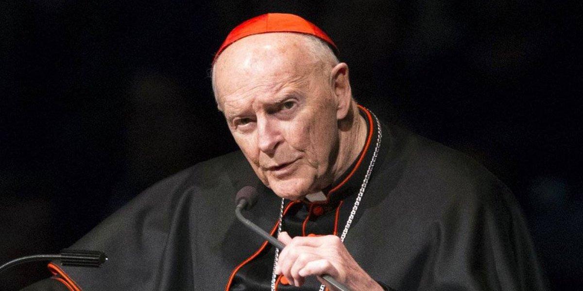 Vaticano sabía de conducta sexual de excardenal
