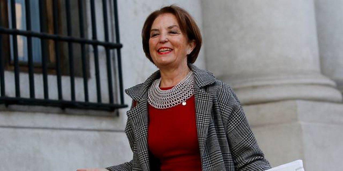Ministra Hutt valora proyecto que sube multas por conducir usando el celular