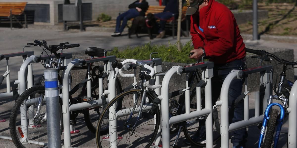 Metro de Santiago inaugura Línea Cero: moderno sistema de estacionamientos para bicicletas