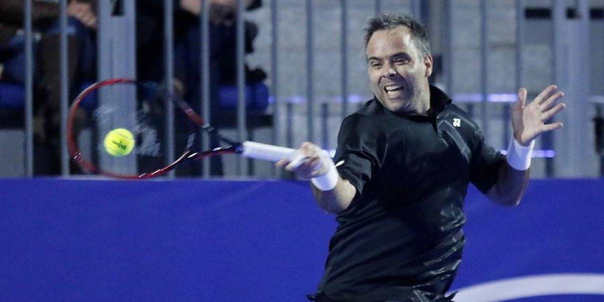 Fernando González derrotó a Nicolás Massú y amplió su paternidad en el clásico del tenis chileno