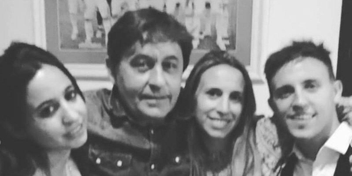 """""""Te fuiste sabiendo todo lo que te quiero"""": La emotiva despedida de Diego Buonanotte a su padre"""