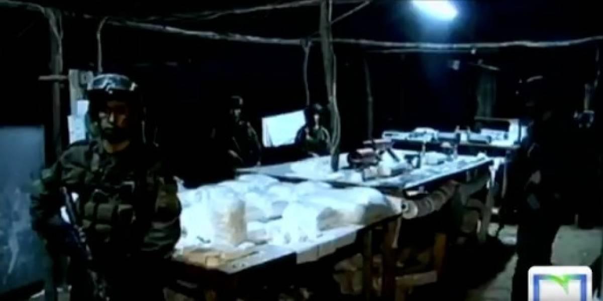 Video: Muere en combate 'David', jefe de disidencias de las FARC en Tumaco