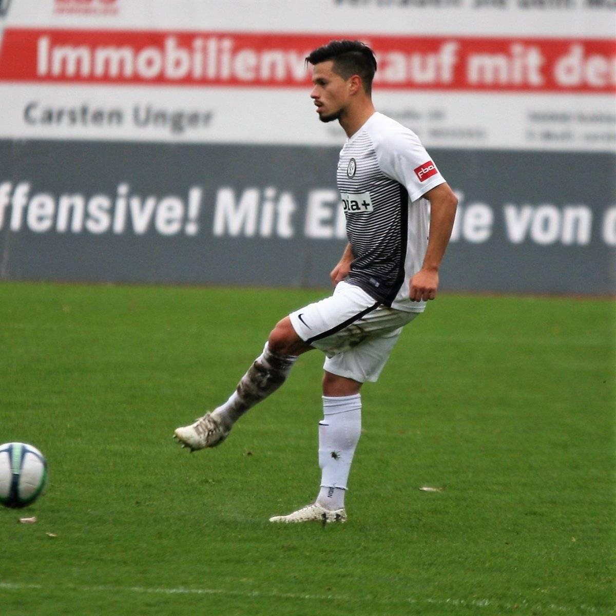Cincotta ha jugado en varios equipos en Alemania