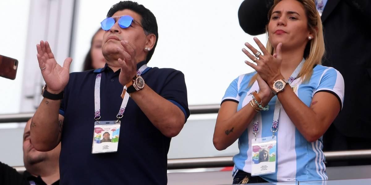 Esto es lo que ganará Maradona por dirigir a los Dorados de Sinaloa