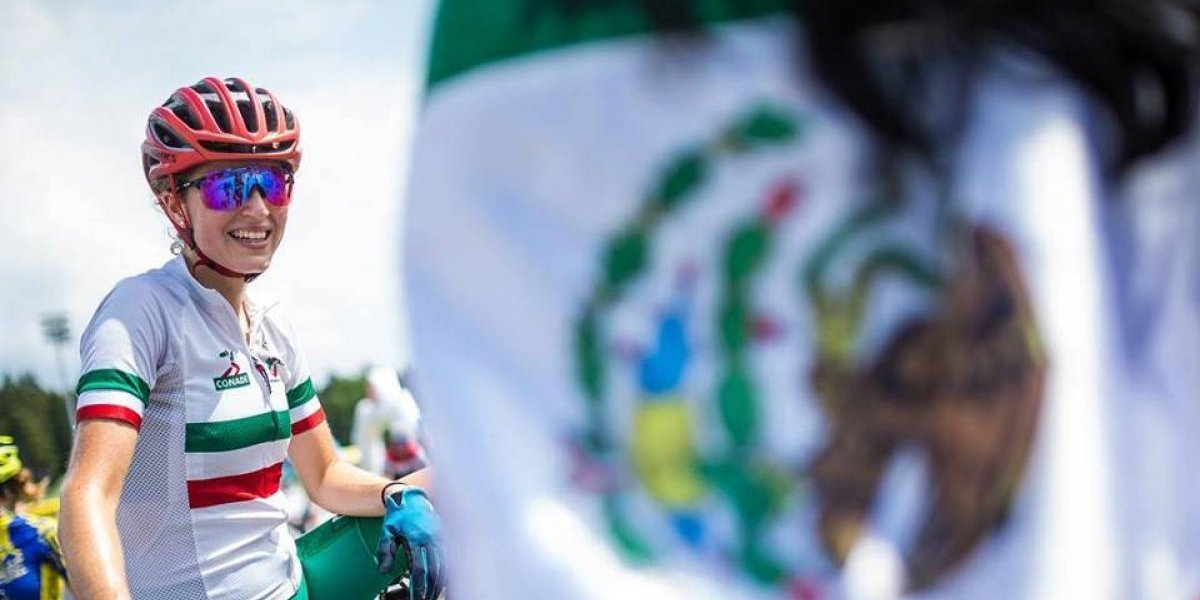 Daniela Campuzano sigue haciendo historia en el ciclismo