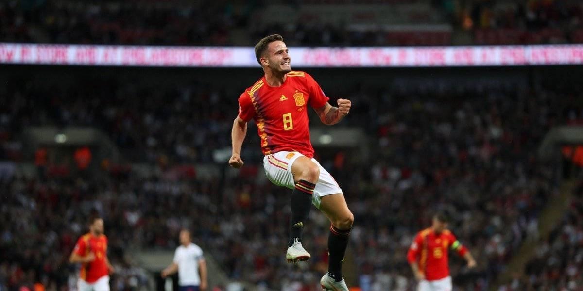 España derrota a Inglaterra en Fecha FIFA