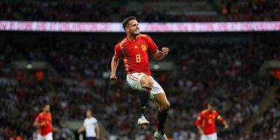 España derrota a Inglaterra en Fecha FIFA e61876160dcd2