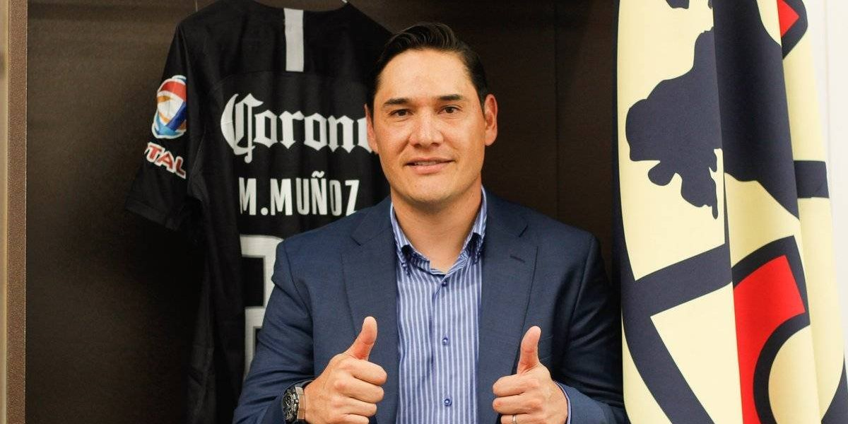Moisés Muñoz será titular en el Clásico de Clásicos