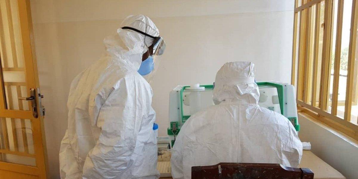 Brote de ébola causa 89 muertes en el Congo