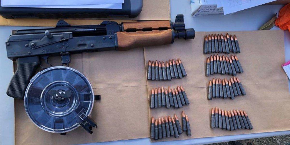 Policía ocupa potente armamento en Toa Baja