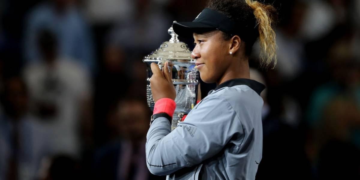 La japonesa Naomi Osaka da el batacazo ante Serena Williams y se corona campeona del US Open
