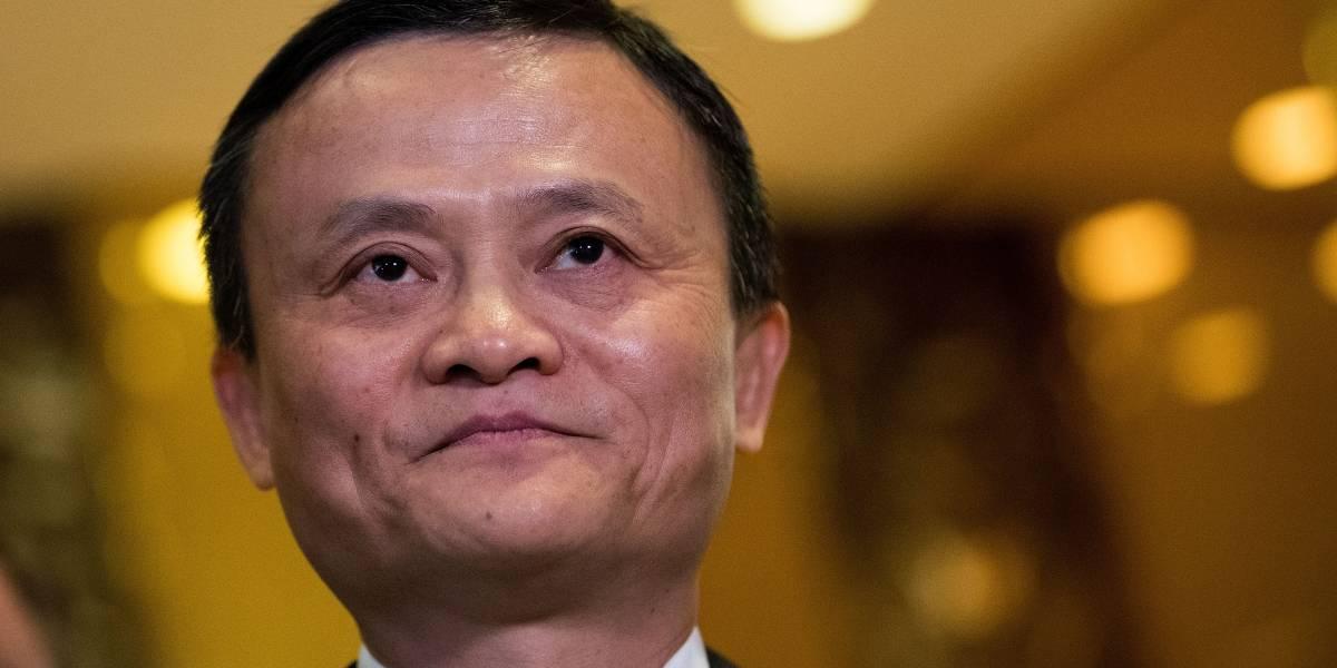 Jack Ma, el más rico de China y ... comunista