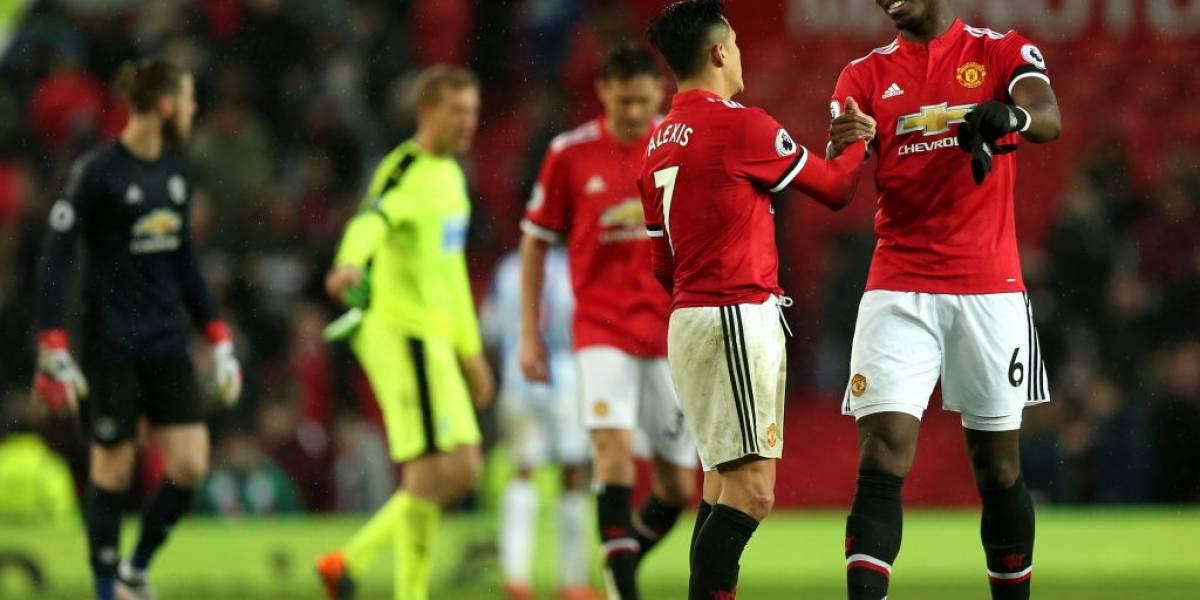 El alto sueldo de Alexis sería el motivo de Pogba para querer irse del Manchester United