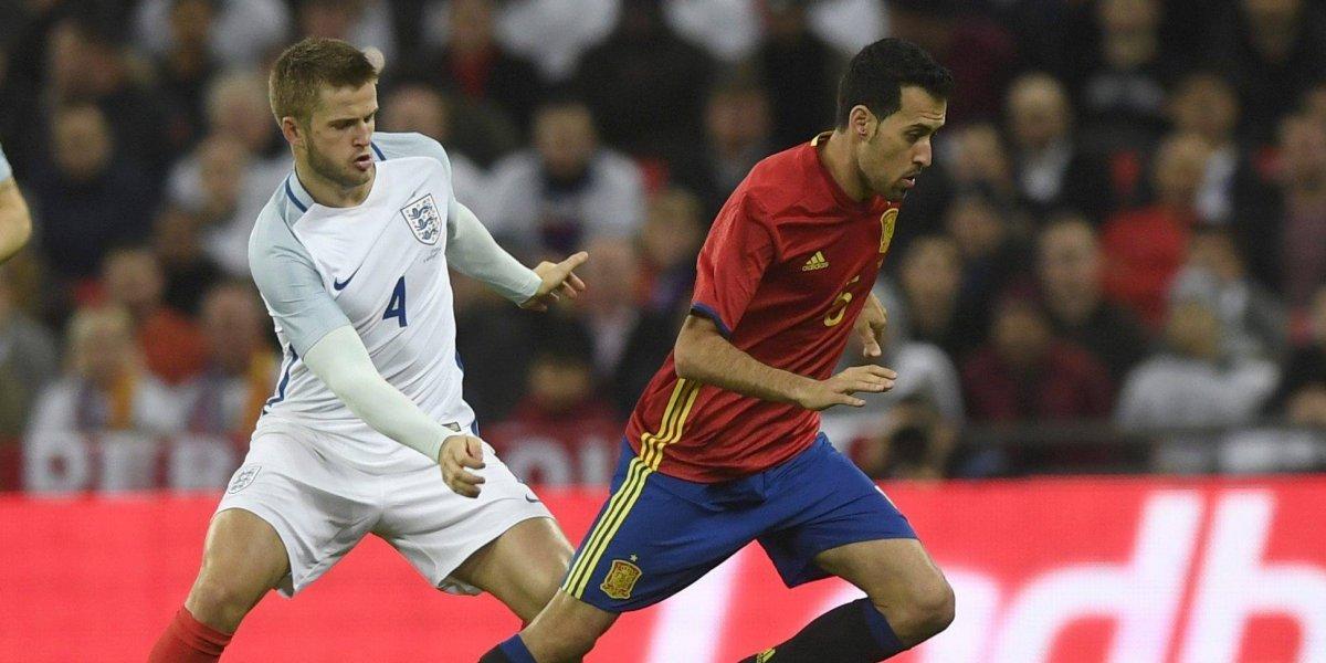 La España de Luis Enrique desafía a la Inglaterra de Kane, en Wembley