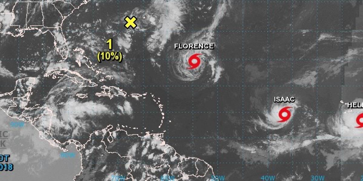 Se forma la tormenta tropical Isaac camino al Caribe
