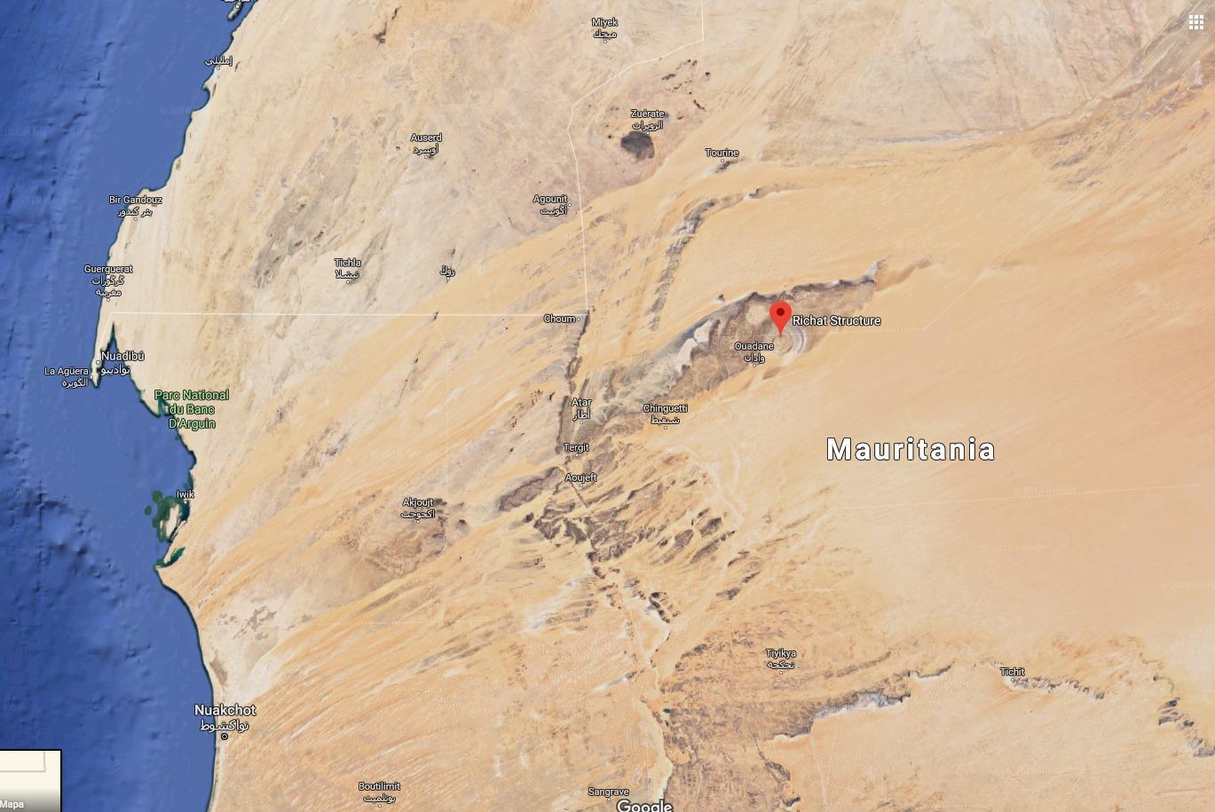 ¿Qué? ¿La Atlántida existió y pudo haber estado ubicada en África?