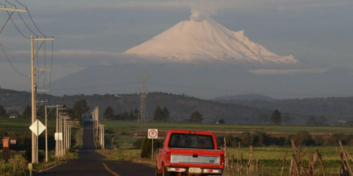 Estos son los 18 municipios que corren riesgo ante explosión del Popocatépetl