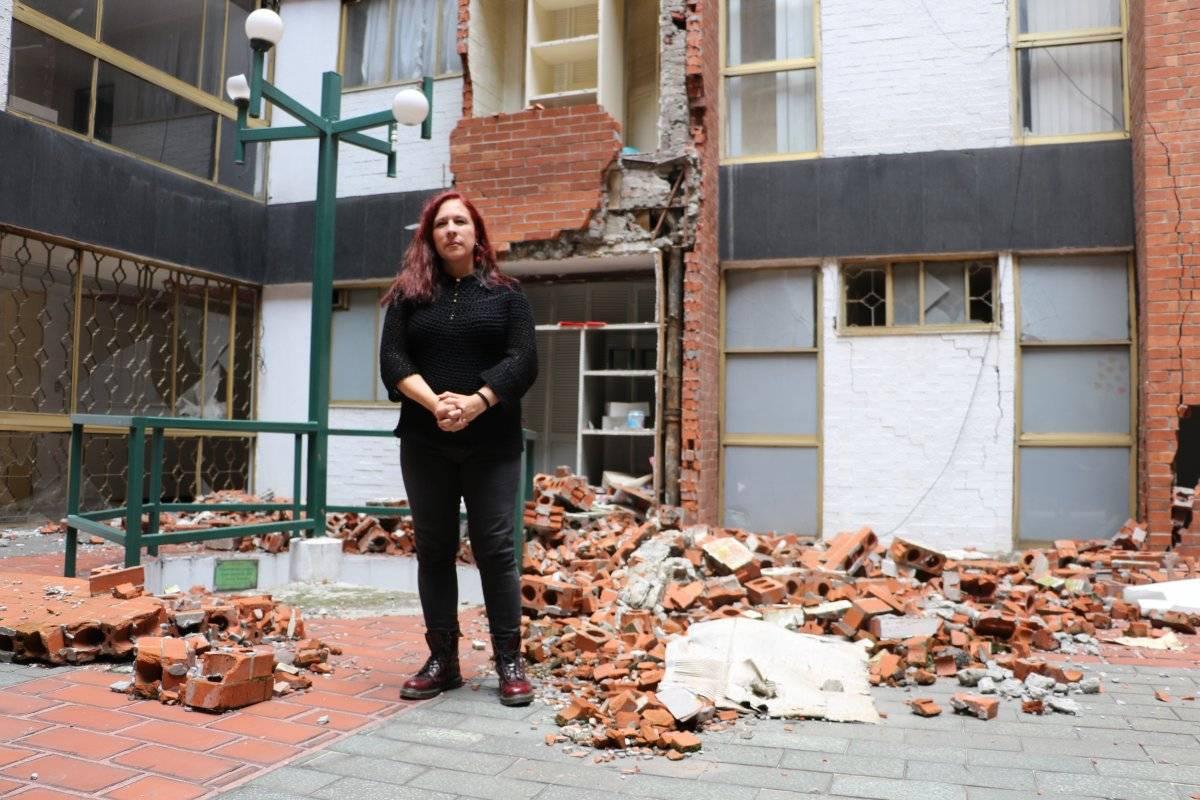 A casi un año del sismo del 19s, las cifras sobre damnificados son imprecisas. Foto: Cecilia Borja