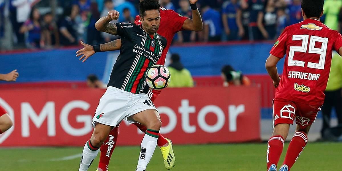 """Luis Jiménez se ilusiona con la revancha en La Cisterna: """"Sería muy bonito jugar contra la U en nuestro estadio"""""""