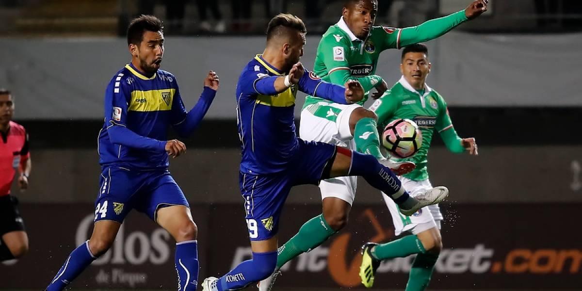 Audax Italiano y Barnechea empatan y dejan en suspenso la otra semifinal de la Copa Chile