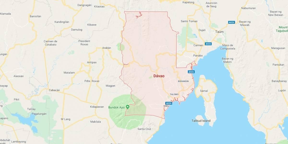 Otro sismo superior a magnitud 6, ahora en Filipinas