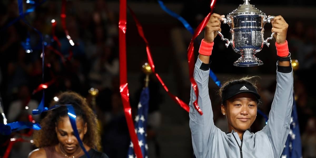 Serena 'regala título' del US Open a Naomi Osaka