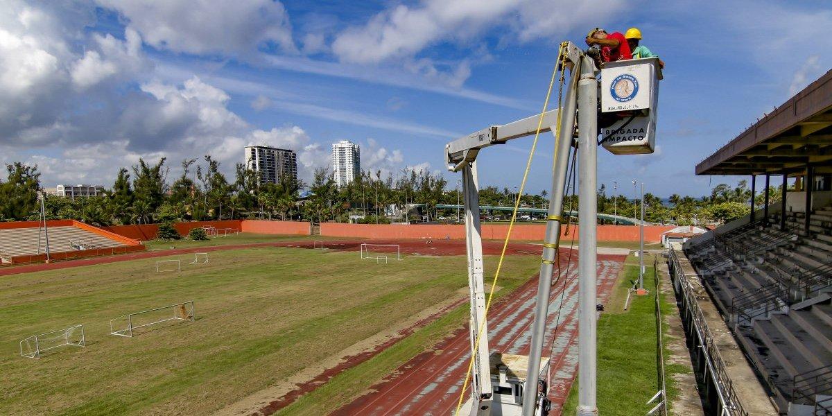 Municipio de San Juan inicia rehabilitación del Estadio Sixto Escobar