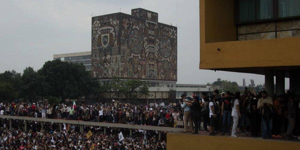 UNAM pide explicación sobre liberación de presuntos agresores de Rectoría