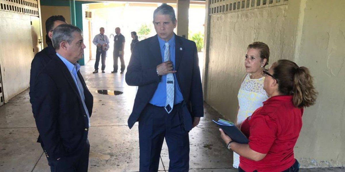 Alcaldesa de Loíza reclama le cedan escuela para usarla de refugio