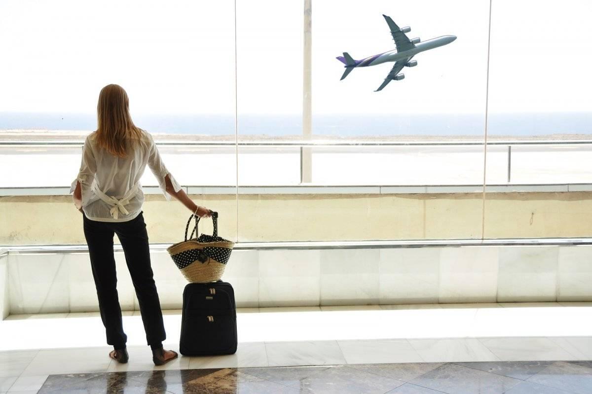 Viaje avión