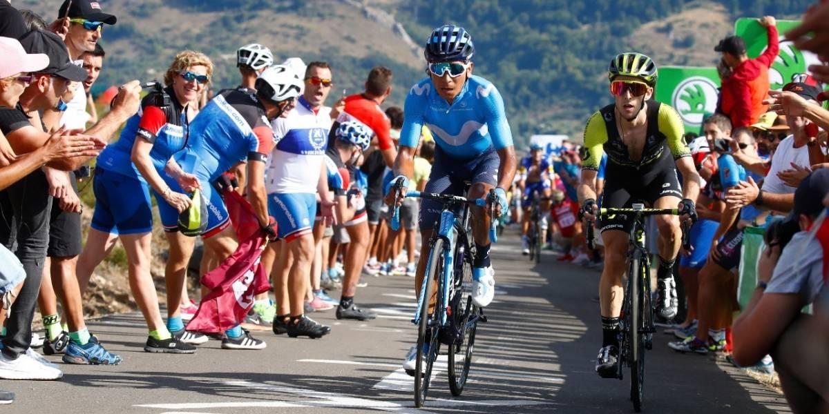 ¡'Supermán' López va por lo suyo! Puerto inédito y cambio de líder en la Vuelta a España