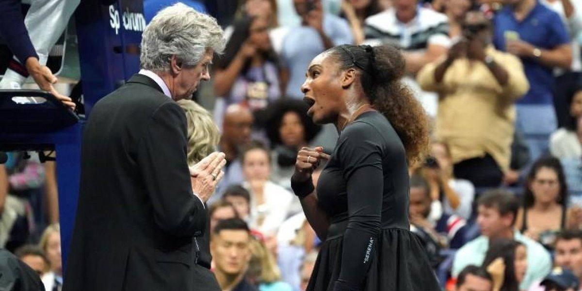 La Asociación Mundial de tenis femenino denuncia trato sexista hacia Serena Williams