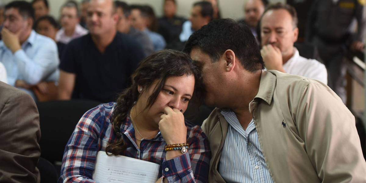 """Tres sindicados del caso """"Construcción y Corrupción Fase 2"""" reciben arresto domiciliario"""