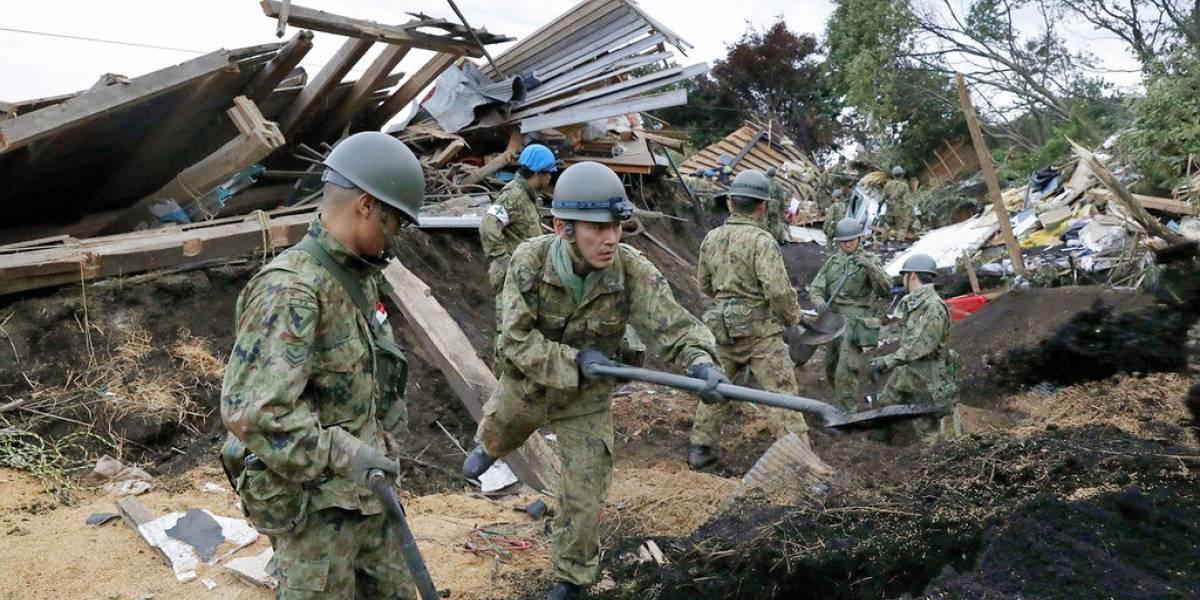 Terremoto en Japón cobró la vida de 39 personas