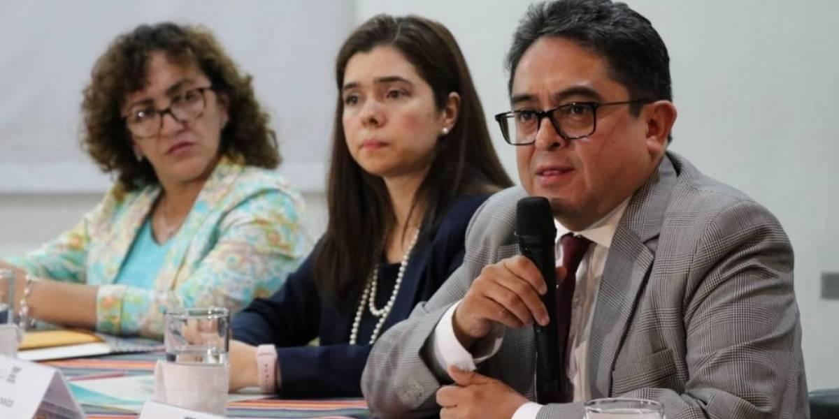 Procurador Jordán Rodas presenta amparo para garantizar la libre expresión