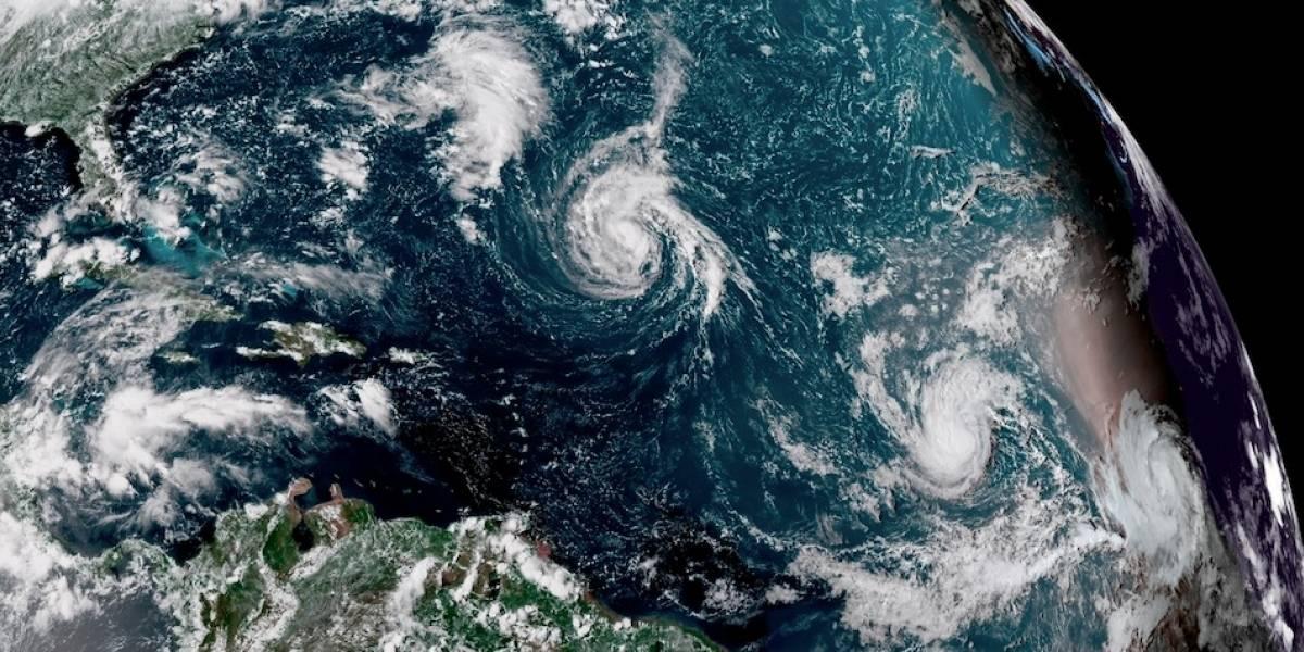 Huracán 'Florence' se convierte en categoría 1 en el Atlántico