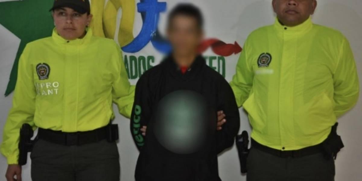 Capturan a hombre violaba a su prima de ocho años