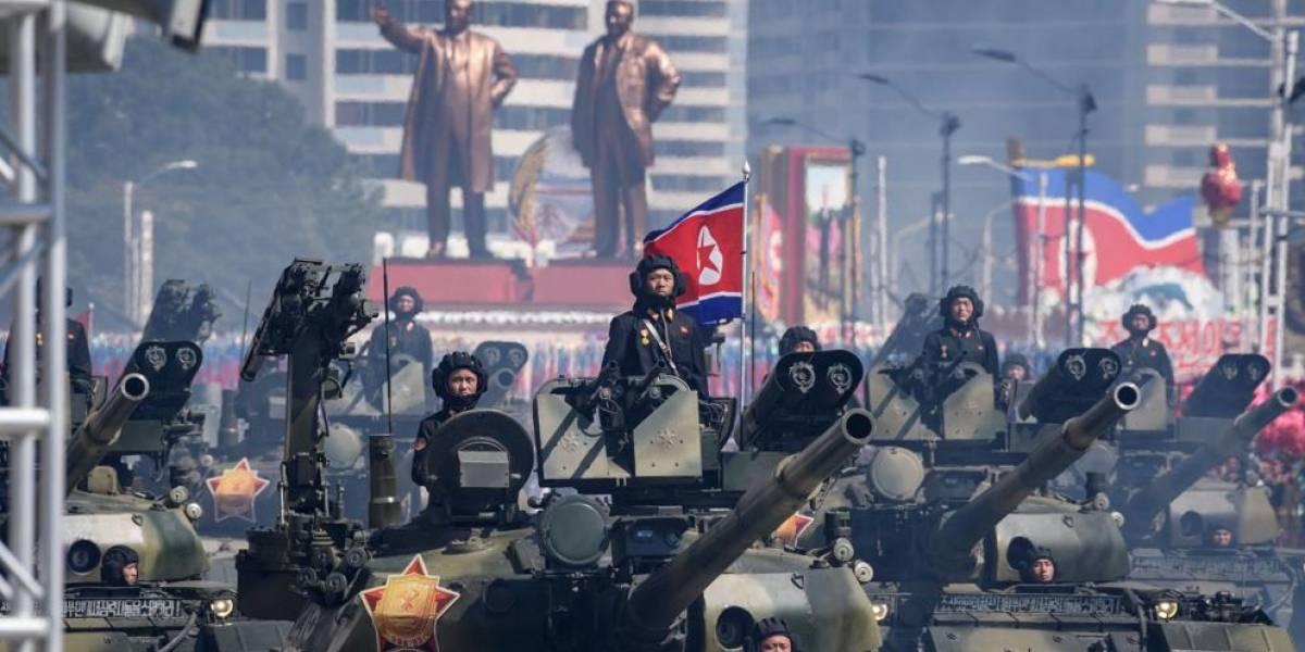 Señales de distensión de Pyongyang en un 70 aniversario sin misiles