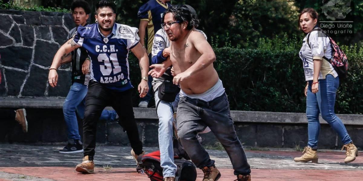 UNAM presentó dos denuncias por agresiones del 3 de septiembre