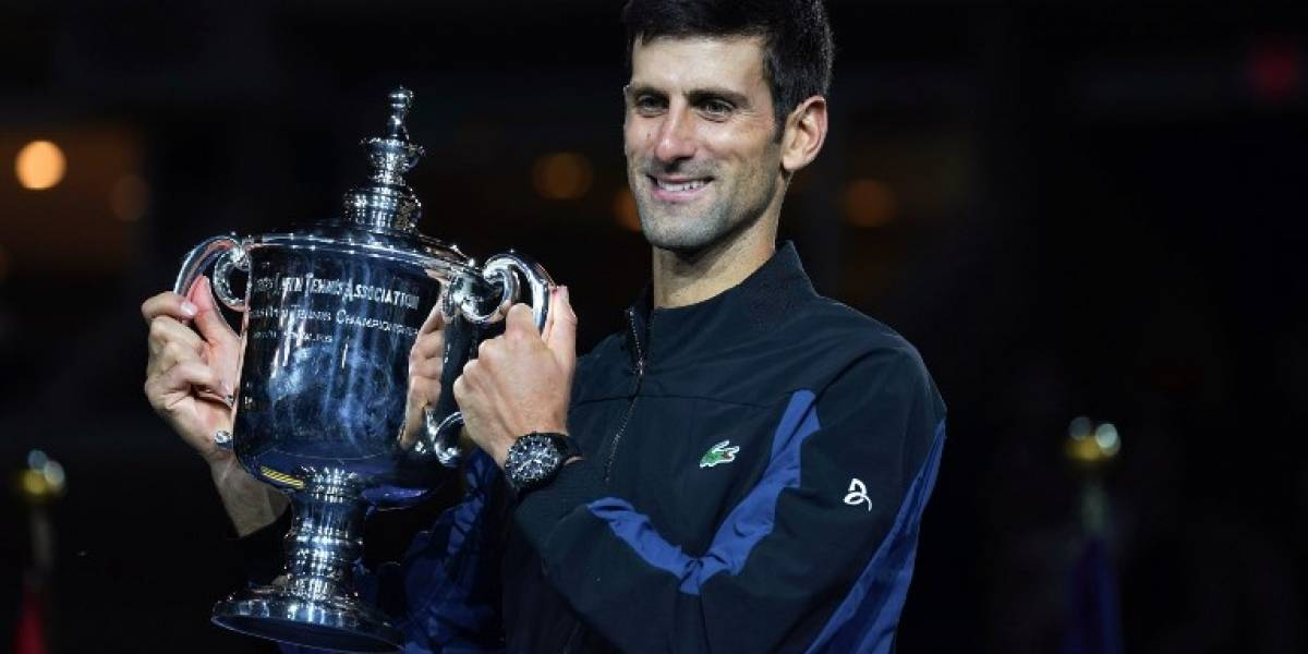 VIDEO. Djokovic gana a Del Potro en la final y conquista su tercer US Open
